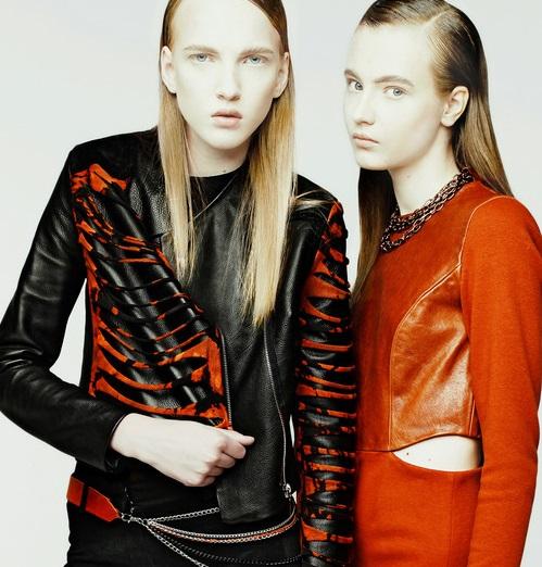 Liza Odinokikh, für Sie – Fashion News 2014 Herbst- und Winterkollektion