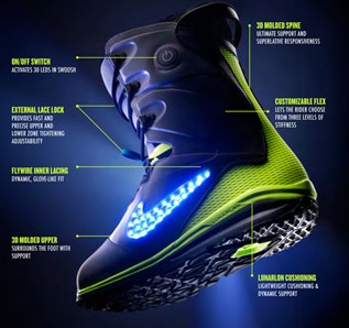 The most awesome ski-boots - Nike LunarEndor Quickstrike Boot