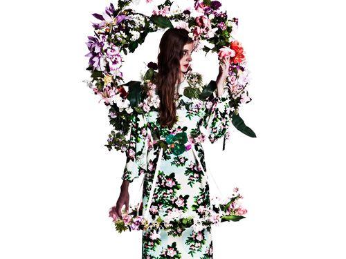 Sara Lundberg, für Sie - Fashion News 2014