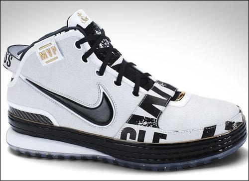 """Die die fettesten Sneaker der Welt - Nike Zoom LeBron 6 """"MVP"""