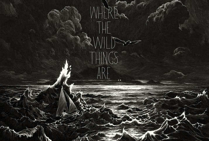 Künstler im Fokus | Nico Delort – Grafische Meisterleistung in Schwarz-Weiß