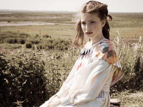 "Tabitha Osler, für Sie – Fashion News 2014 ""Coal Mine Canary""-Kollektion"