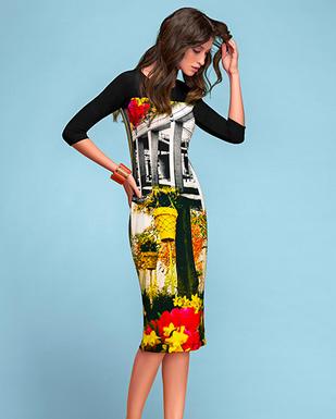 PIÙ & PIÙ, für Sie – Fashion News 2014 Frühlings- und Sommerkollektion