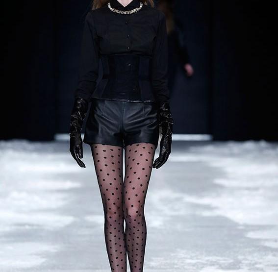 Sand, für Sie - Fashion News 2014 Herbst- und Winterkollektion: Mode, die Gegensätze vereinbart