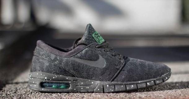 "Die coolsten Sneaker RELEASES 2014 - Nike SB Janoski Max ""Pine Green"