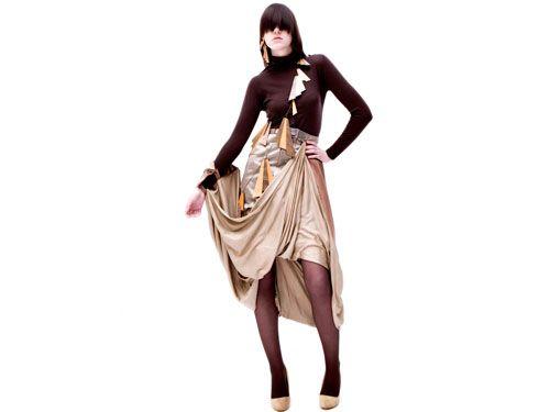 "Holly Somers, für Sie - Fashion News 2014 ""Dimensional Transformation""-Kollektion - NEUES LABEL!"