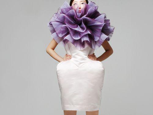 "Sook Kim, für Sie - Fashion News 2014 ""Beauty of Fullness"" Kollektion - NEUES LABEL!"