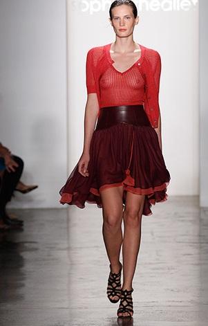 Sophie Theallet, für Sie - Fashion News 2014 Frühlings- und Sommerkollektion