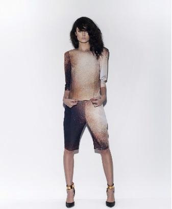 """Abigail Stewart, für Sie - Fashion News 2014 Frühlings- und Sommerkollektion """"Sun King"""