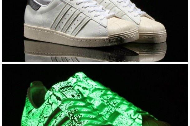 Die fettesten Sneaker RELEASES 2014 - Atmos x Adidas Originals Superstar 80s G-SNK 7