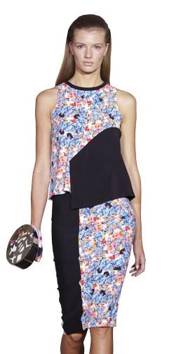 Tanya Taylor, für Sie - Fashion News 2014 Frühlings- und Sommerkollektion - NEUES LABEL!