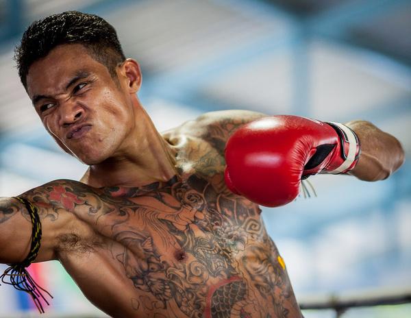Thailands Gefängniskämpfe - Box dich frei!