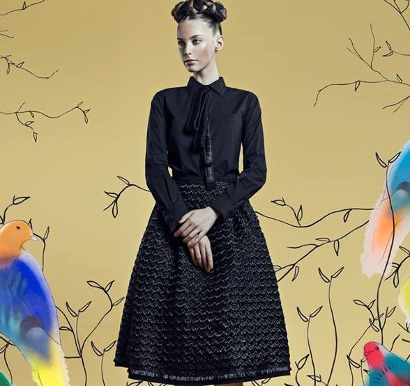 Tia Cibani, für Sie - Fashion News 2014 Frühlings- und Sommerkollektion - NEUES LABEL!