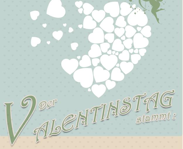Valentinstag - Wunsch und Wirklichkeit
