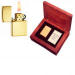 Die teuersten und edelsten zippos der welt 18 karat gold for Exterieur zippo