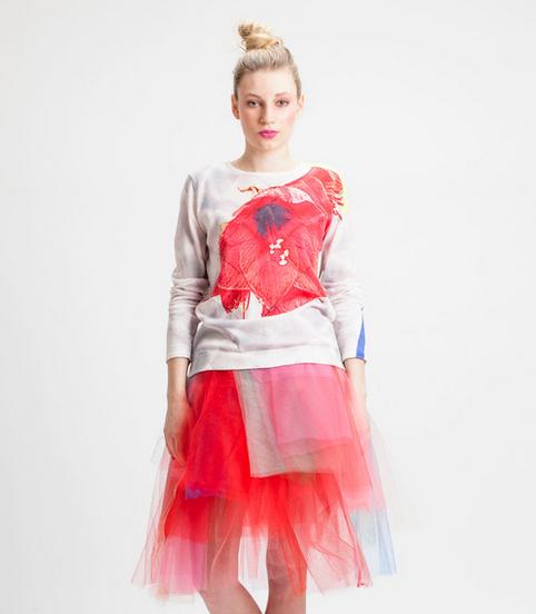 Warschau Fashion Weekend April 2014 präsentiert – CONFASHION, für Sie - FS14