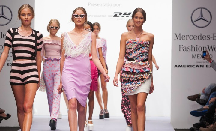 Mercedes-Benz Fashion Week México April 2014 - Highlights, Shows & Top Designer