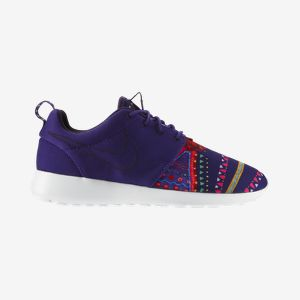 Die schönsten Sneaker 2014 für Frauen - Nike Wmns Roshe Run Midnight Craftwork