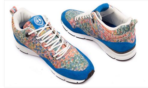 Die schönsten Sneaker 2014: Gourmet Footwear - 35Lite LX