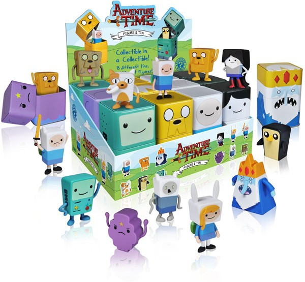 Adventure Time Mystery Minis: Spielfiguren der Serie sind erhältlich!