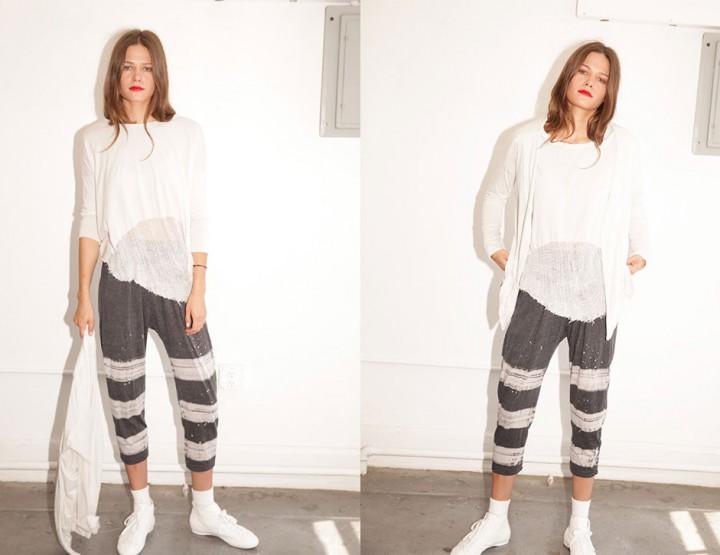 """Raquel Allegra, für Sie – Fashion News 2014 """"Pre-Spring"""