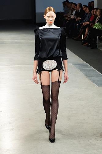 Riga Fashion Week April 2014 präsentiert - Amoralle Lingerie, für Sie - FS14