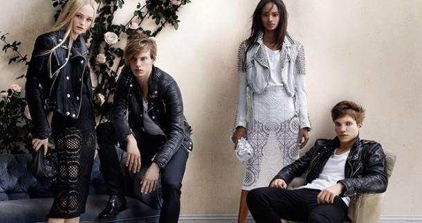Notizie di moda 2014 - Trasparenza è aspettu di lace - una tendenza stu annu?