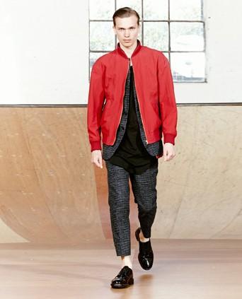 Casely Hayford, nur für Ihn – Fashion News 2014 Frühling/Sommer