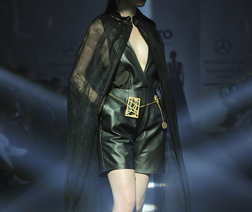 MBFW México April 2014 präsentiert - Centro, für Sie & Ihn - FS14
