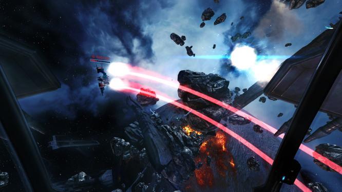 Gaming-Tipp | Eve: Valkyrie - Eintauchen in eine neue Generation des Gaming!
