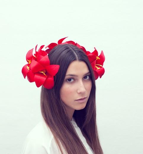 Francesco Ballestrazzi Millinery, für Sie - Fashion News 2014 Frühlings- und Sommerkollektion