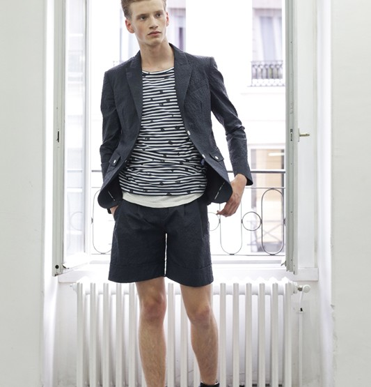 Gaspard Yurkievich, für Ihn – Fashion News, Frühlings- und Sommerkollektion 2014