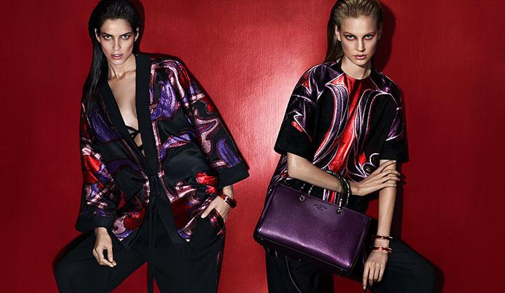 Gucci, per ella è ellu - Fashion News 2014 cullezzione di primavera è d'estate