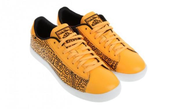 Die schönsten Sneaker 2014: Keith Haring x Reebok NPC Lux
