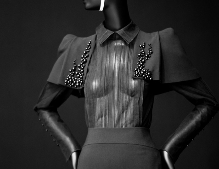 """Clarisse Hieraix, für Sie – Fashion News 2014 """"Étrange Metamorphose"""
