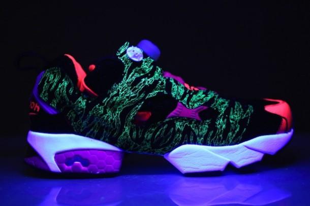 Die schönsten Sneaker 2014: Crossover x Reebok Insta Pump Fury