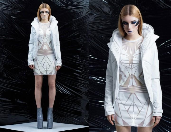"""Riga Fashion Week April 2014 präsentiert - Janis Sne, für Sie - """"Dofa"""