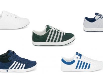 Die schönsten Sneaker 2014 - K-Swiss meldet sich zurück!