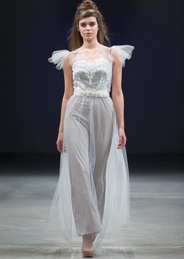 Riga Fashion Week April 2014 präsentiert - Katya Katya Shehurina, für Sie - FS14