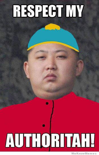 Kim Jong-un - Pauschalfrisur für Nordkorea