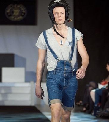 Riga Fashion Week April 2014 präsentiert - Kossmoss Denim, für Sie & Ihn