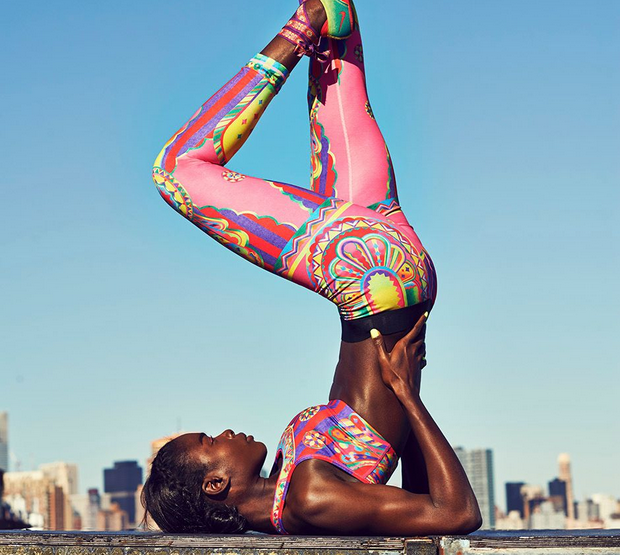 Fashion News 2014 - Magical Kaleidoscope - die neue Jogginghose von Nike