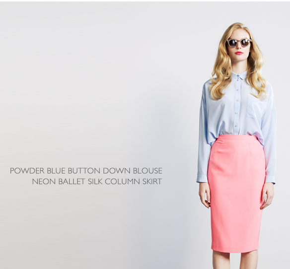 Nashville Fashion Week April 2014 präsentiert - Amanda Uprichard, für Sie - FS14