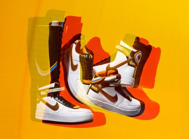 Die schönsten Sneaker 2014: Riccardo Tisci Nike Air Force 1 RT Kollektion