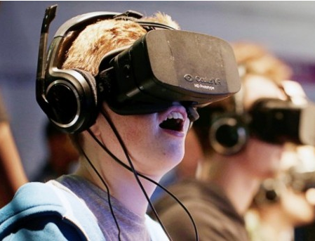 Gaming news| Facebook takes over Oculus Rift!