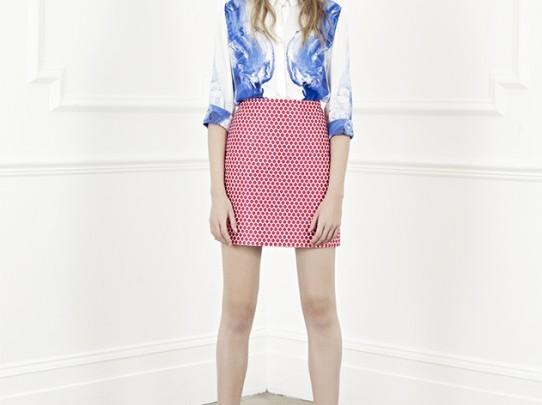 Saloni Londra, per voi - Moda News 2014 Collezione primavera è estiu