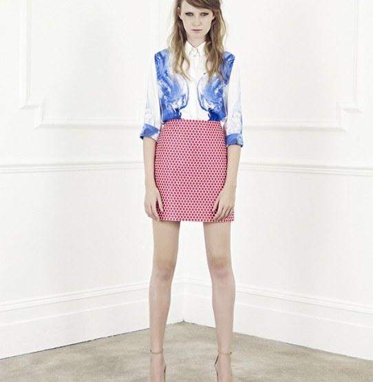 Saloni London, für Sie – Fashion News 2014 Frühlings- und Sommerkollektion
