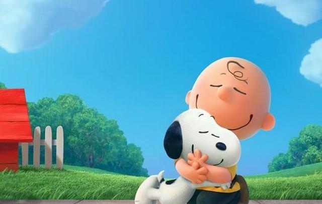 Snoopy ja maapähklid tulevad suurele ekraanile