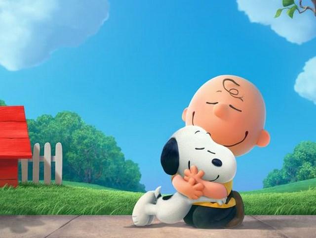 Snoopy und die Peanuts kommen auf die große Leinwand