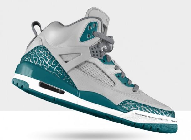 Die schönsten Sneaker 2014: Der Nike Jordan Spizike iD